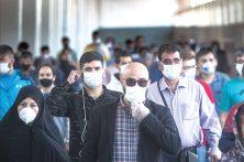 ماسک اجباری درمان درد کرونا
