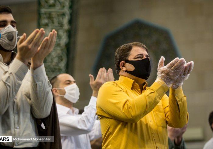 نماز عید فطر در «دانشگاه تهران»