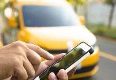 نقرهداغ مسافران تاکسیهای اینترنتی