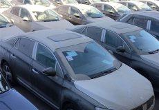 ۱۴۸۰ میلیارد تومان خودرو وارداتی در گمرکات کشور خاک میخورد