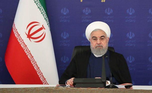 روحانی: شرایط امروز ناشی از تحریم و کروناست، نه یک فرد