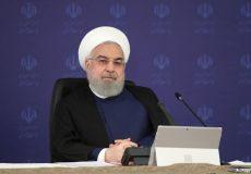 روحانی: وزارت صمت اطلاعات زنجیره کامل تامین و توزیع کالا را در دسترس همگانی قرار دهد