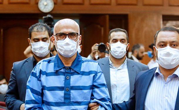 ایستگاه سیزدهم پرونده اکبر طبری در دادگاه