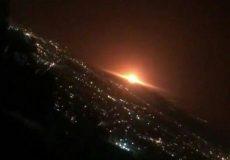 انفجار مخزن گاز در پارچین تهران/ سخنگوی وزارت دفاع: حادثه تلفات جانی نداشت