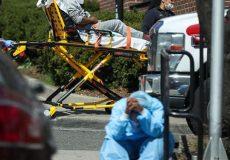 جانز هاپکینز: قربانیان کرونا در آمریکا به مرز ۱۲۰ هزار نفر رسید