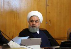 روحانی: برای افرادی که نکات بهداشتی را رعایت نمیکنند، مجازاتهایی وضع شود