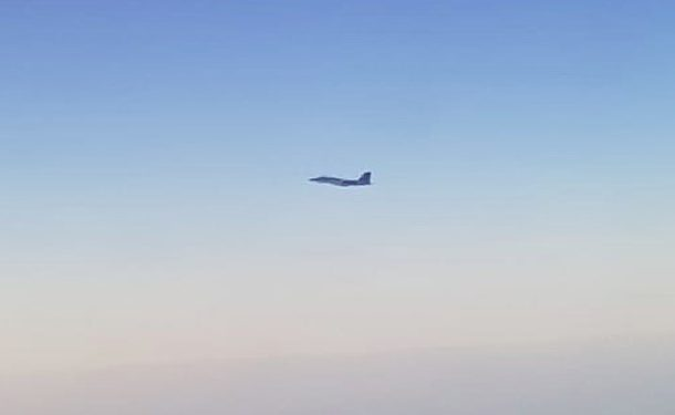 مزاحمت جنگندههای آمریکایی برای هواپیمای مسافری ایران در آسمان سوریه