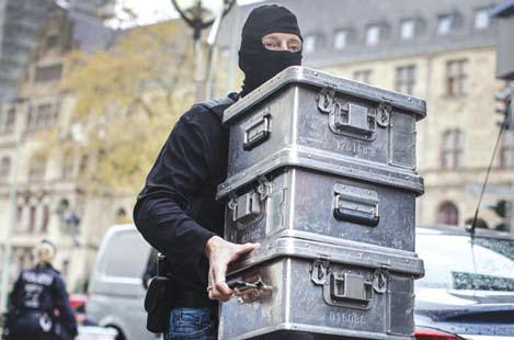 هزینه تروریستهای اروپایی از کجا تأمین میشود؟