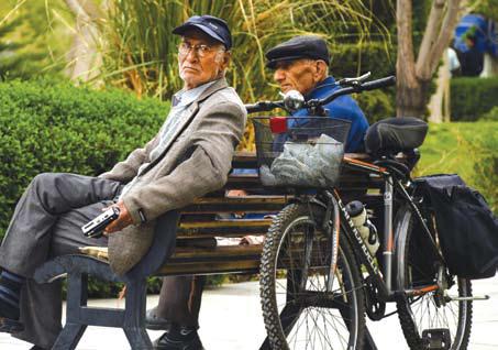 ۸میلیون سالمند در کشور / رصد کرونا در آسایشگاهها