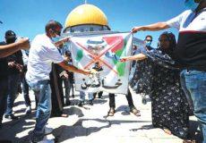 دستمریزاد صهیونیستها به اماراتیها!