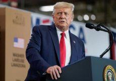 ترامپ خواستار گزینه نظامی علیه ایران برای «همین امروز» بود