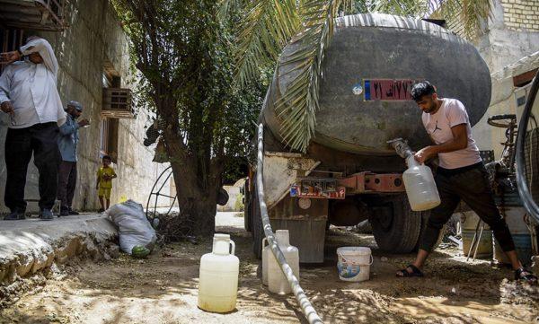 تاخیر دولت در تامین اعتبار ۵۰ میلیون یورویی رفع مشکل آب و فاضلاب خوزستان