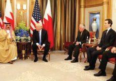 باتلاق جدید امارات و بحرین