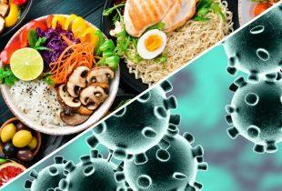 اینفوگرافی ؛ نکات تغذیهای برای روزهای کرونایی