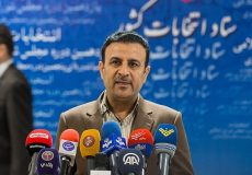 سخنگوی ستاد انتخابات کشور: ساعت ۱۸ امروز اخذ رای خاتمه می یابد