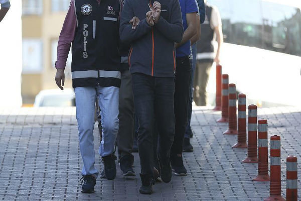 امیر داعش در ترکیه بازداشت شد