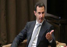 اسد: در وضعیت جنگی هستیم؛ گاهی نظامی، گاه اقتصادی و گاه عقیدتی