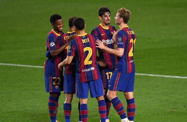 شروع پرقدرت بارسلونا و باخت PSG به یونایتد