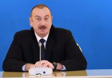 علیاف: نیروهای آذربایجانی کنترل ۷ روستا نزدیک قرهباغ را به دست گرفتند