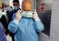 تقدیر ۱۵۰۰ پرستار از حضور «قالیباف» در بیمارستان امام خمینی(ره)