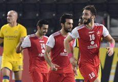 نیمه نهایی لیگ قهرمانان آسیا| پرسپولیس، النصر و AFC را با هم برد