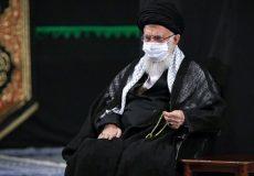 مراسم قرائت زیارت اربعین با حضور رهبر انقلاب برگزار شد