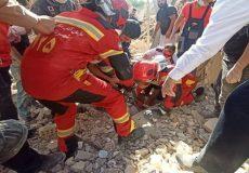 انفجار گاز در بازاچه عامری اهواز/افزایش تعداد کشته ها به ۴ نفر