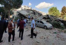 وقوع زلزله ۶.۶ریشتری در یونان و ترکیه