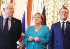 پاس گل اروپا به کاخ سفید