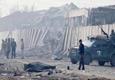 وقوع چند انفجار پایتخت افغانستان را لرزاند