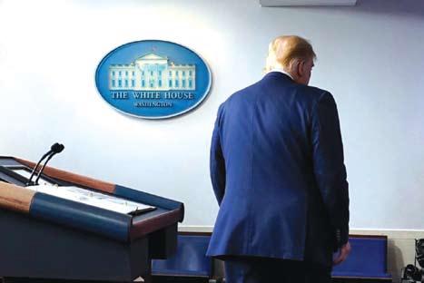 ترامپ از عالم سیاست محو میشود!