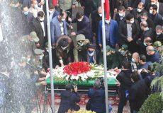 وداع با فخر ایران