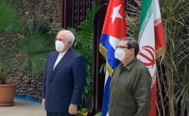 دیدار ظریف با همتای کوبایی/ بررسی زمینه توسعه همکاریها در حوزههای مختلف