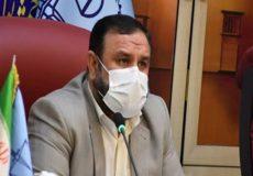 عیادت رئیس کل دادگستری هرمزگان از مصدوم حادثه تخریب یک منزل