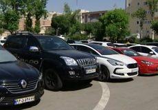 بلوار اندرزگو، سعادت آباد و تهرانپارس رکوددار «دوردور» و توقیف خودروی متخلفان