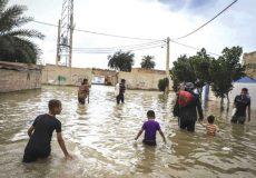 آخرین وضعیت وقوع سیلاب در ۷ استان کشور