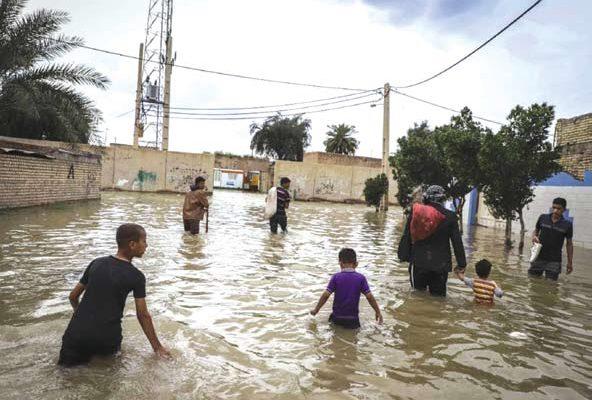آخرین وضعیت وقوع سیلاب در ۷ استان کشور | روزنامه رسالت