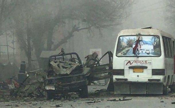 وقوع ۴ انفجار پیاپی در پایتخت افغانستان؛ ۲ پلیس کشته شدند