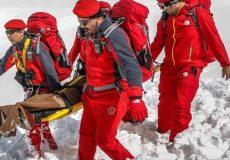 پایان عملیات جستجوی امدادگران در ارتفاعات شمال تهران/جانباختن ۱۱ نفر