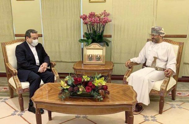 عراقچی با وزیر خارجه عمان دیدار کرد/ رایزنی درباره تحولات منطقه