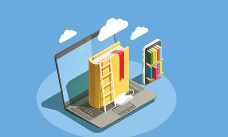 کتابخوانی حلزونی در عصر دیجیتال