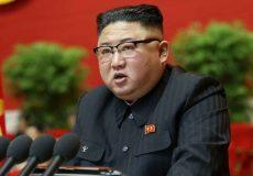 رهبر کره شمالی: باید آمریکا را به زانو درآوریم