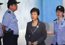 تایید حکم ۲۰ سال زندان رئیسجمهور سابق کره جنوبی به دلیل فساد مالی