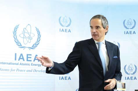 اولویت صیانت از منافع ملی، پاسخ ایران به گروسی