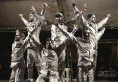جلوه گری های جنگ با هنر نمایش