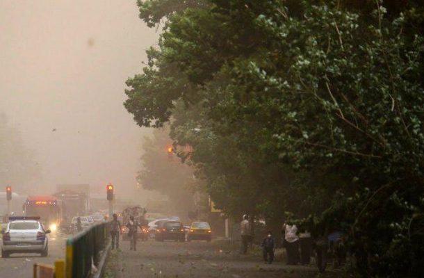 احتمال وزش باد شدید در استان تهران/ بارش پراکنده باران در راه است