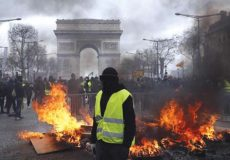 از کودتای میانمار تا اعتراضات پاریس