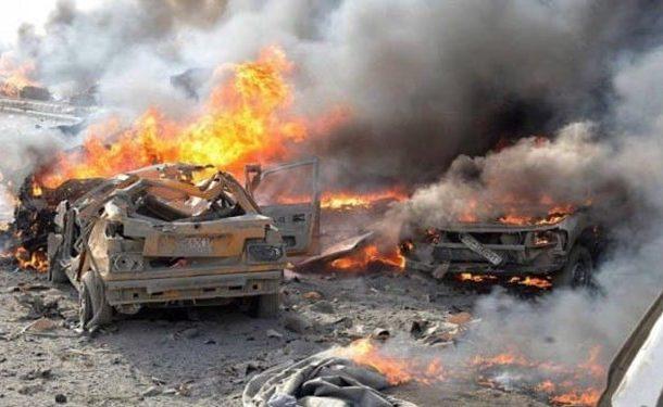 «بوق زدن» کار دست داعشیها داد؛ ۲۱ داعشی در سامرا به هلاکت رسیدند