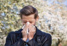 اینفوگرافی؛ آلرژی های فصل بهار و روش های درمان آن