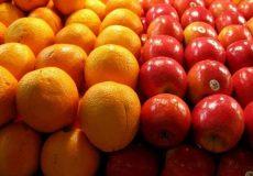 صادرات سیب و پرتقال تا اطلاع ثانوی محدود شد